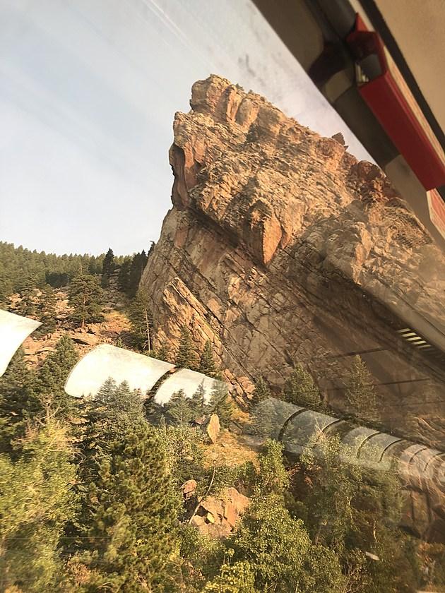 Amtrak Colorado